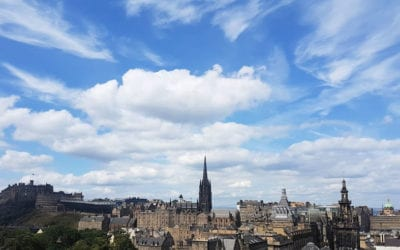 Edinburgh with kids: A 5 day itinerary