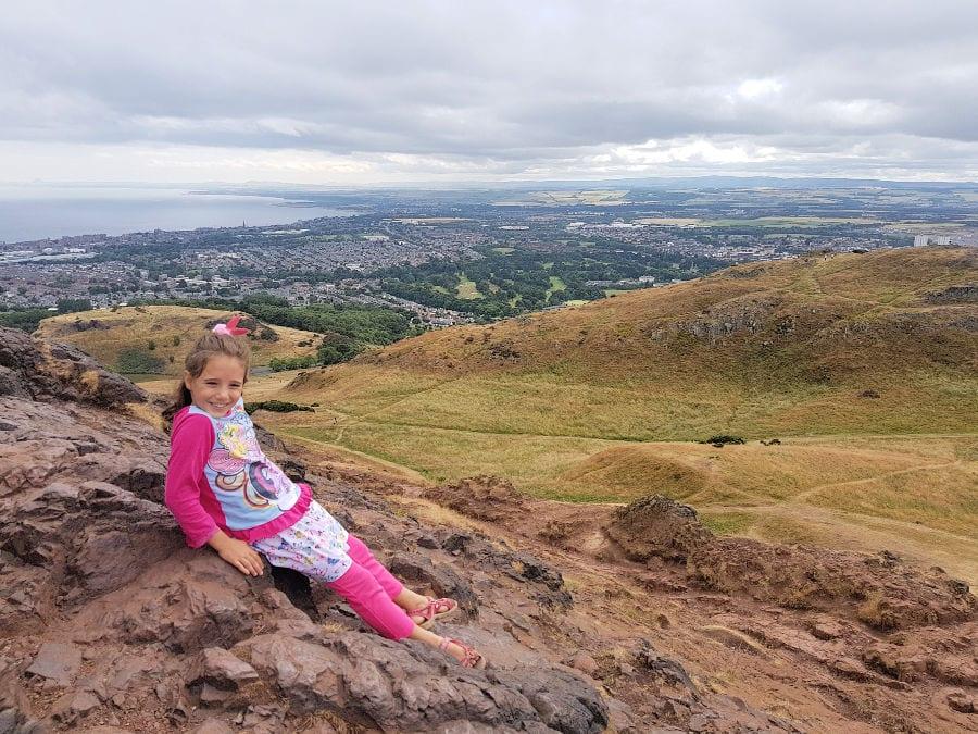 Edinburgh with kids: A 5 day itinerary