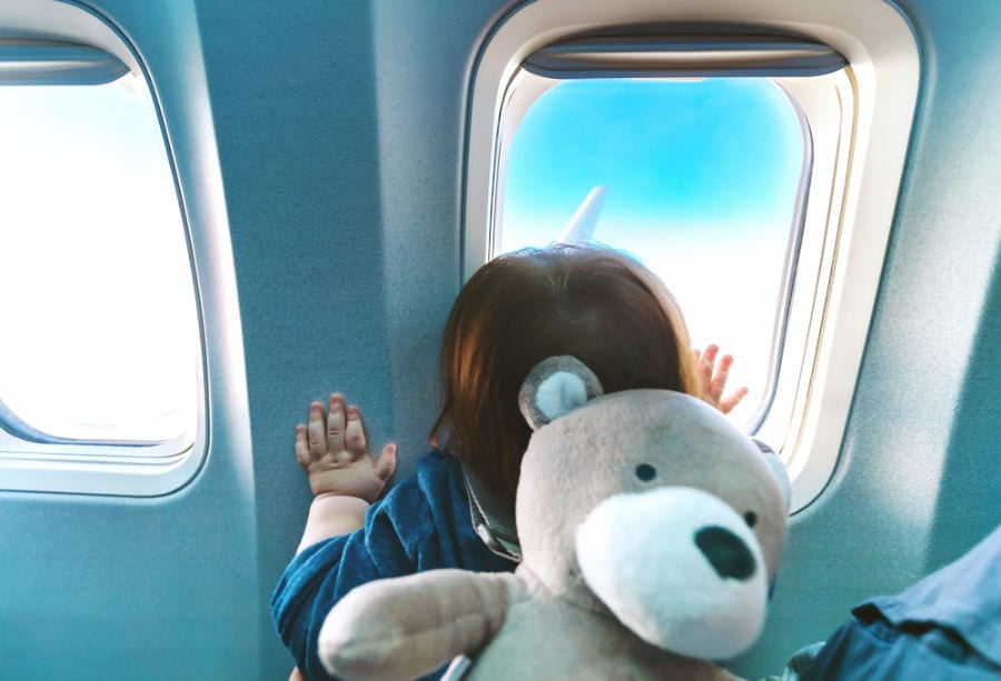 5 Tips for Flying With a Baby