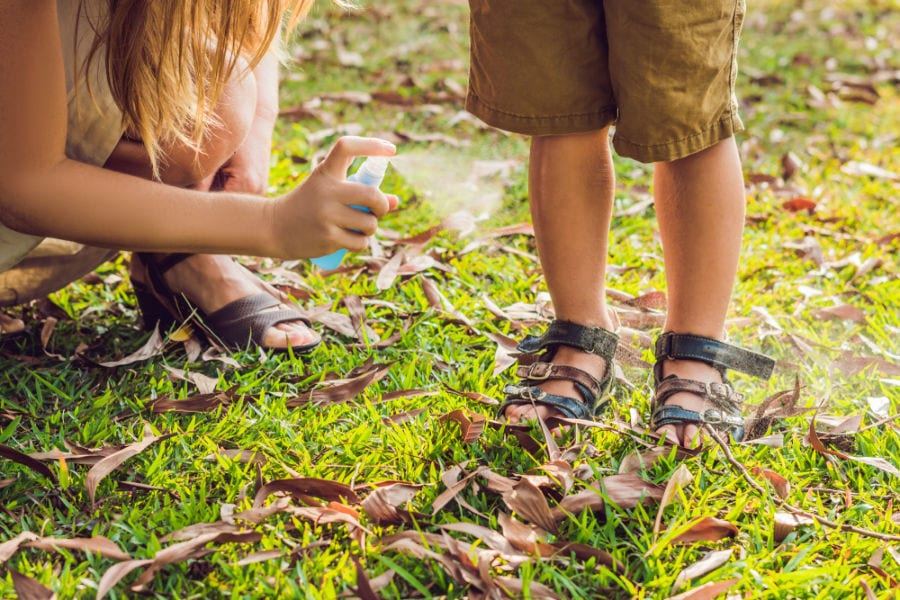 The Best Mosquito Repellent For Babies And Kids Globetotting