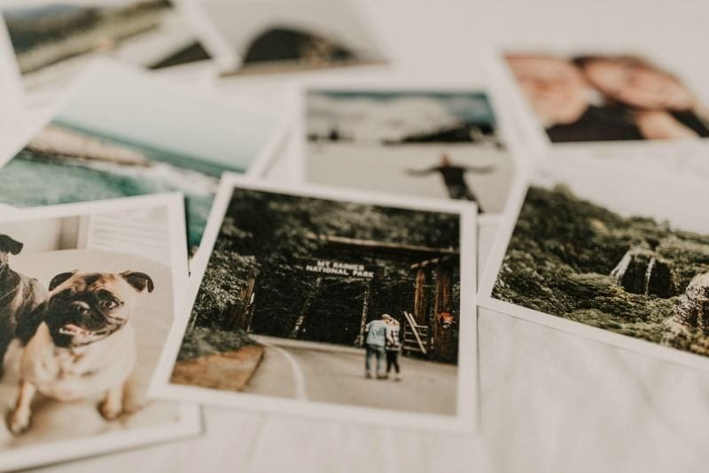 How to use your holiday photos