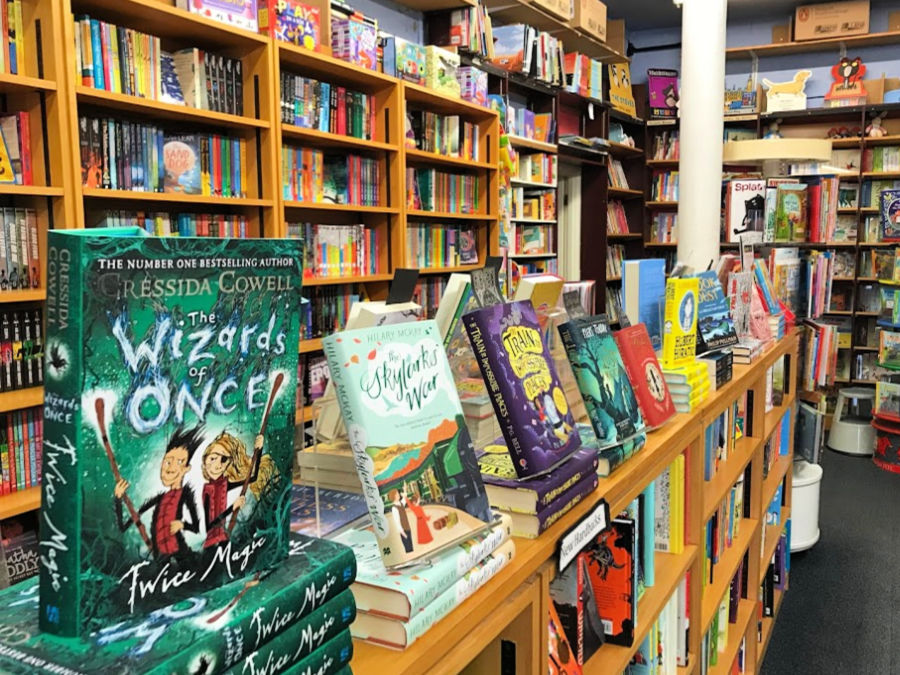 The best children's bookstores in London