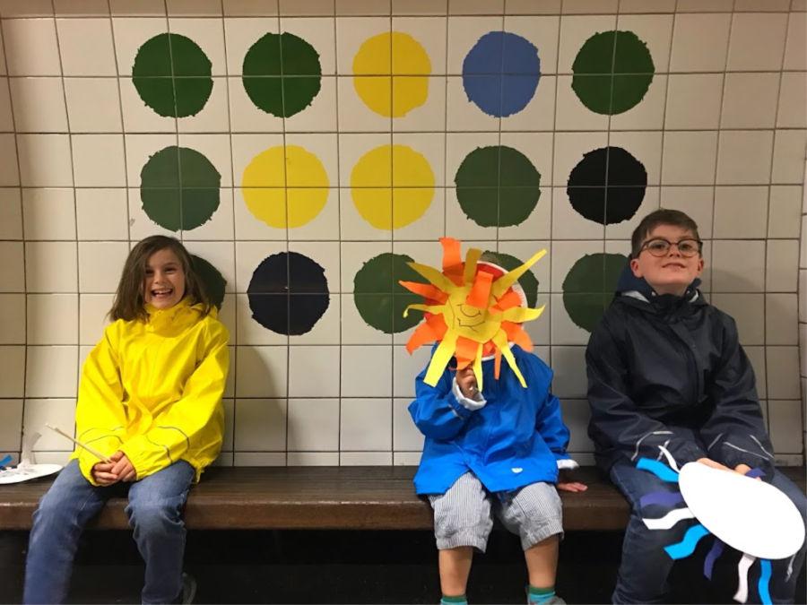 Dry Kids, Rain coats for kids