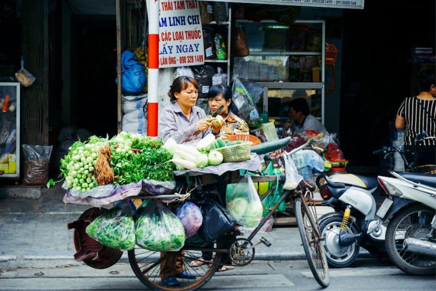 Hanoi with Kids