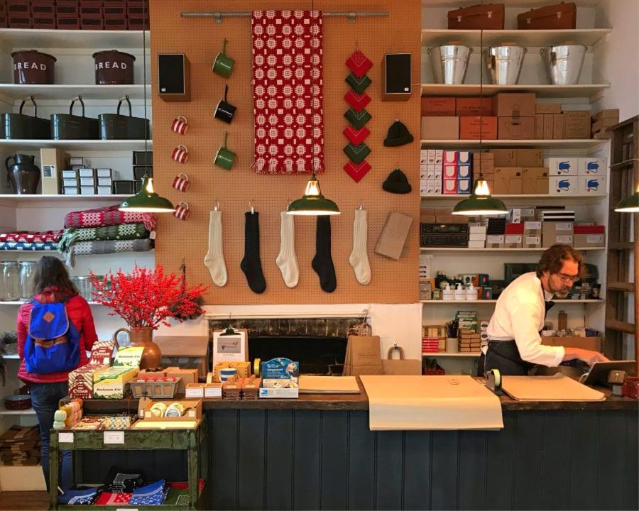 London's Best Shops Labour and Wait