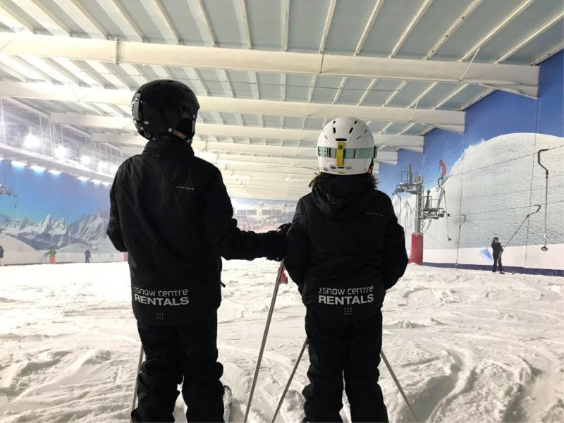 The snow centre indoor ski centre UK