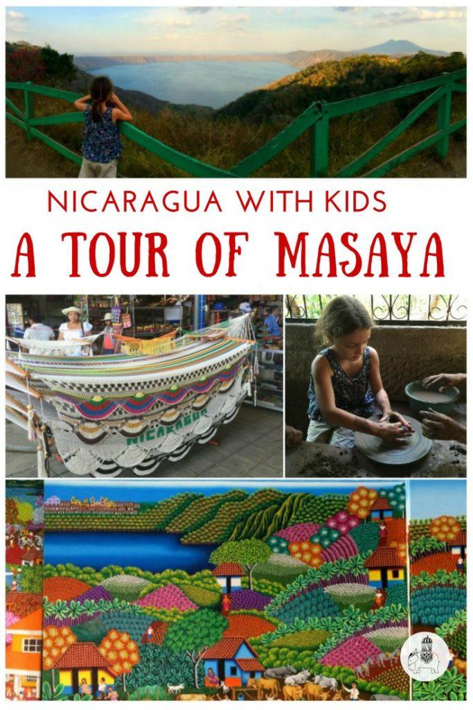 Nicaragua with kids: A tour of Masaya via @globetotting