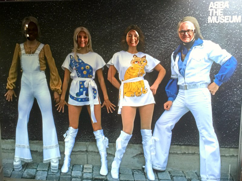 10 Things to do in Stockholm with Kids: The Abba Museum