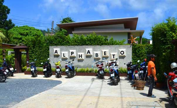 Alphabeto Resort