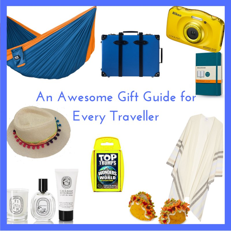 A Christmas Gift Guide for Travellers
