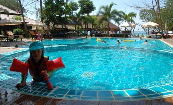 Anda Lanta Resort, Ko Lanta, Thailand