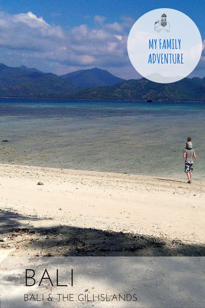 My family adventure: Unwinding in Bali and the Gili Islands