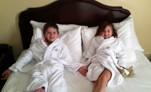 Family Hotel Review: Fairmont Hotel Vancouver, Canada