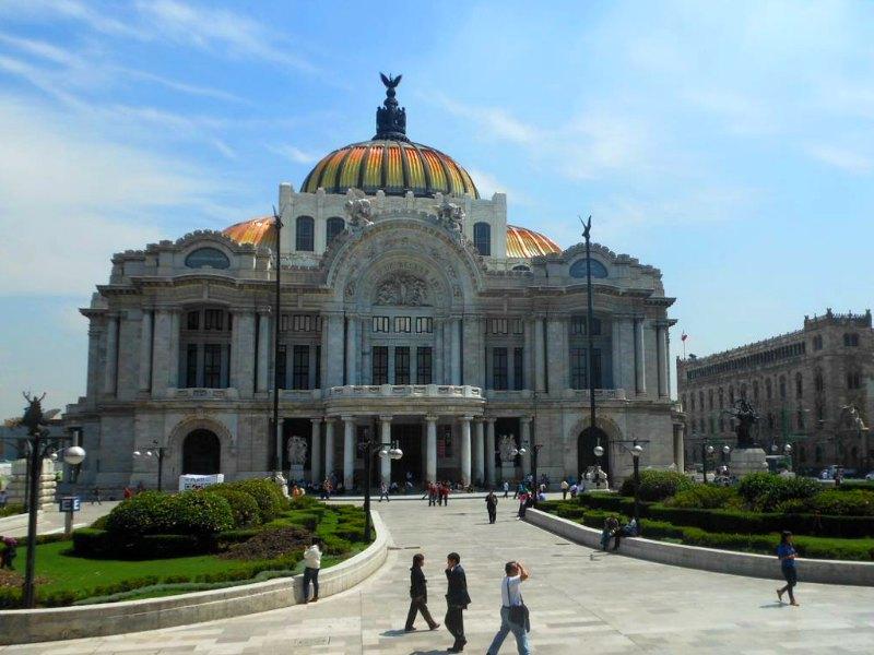 A guide to Mexico's HIstoric Centre