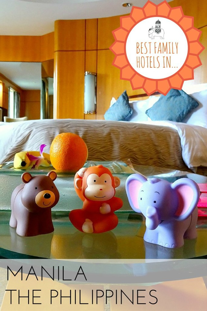 Best Family Hotels in Manila pin