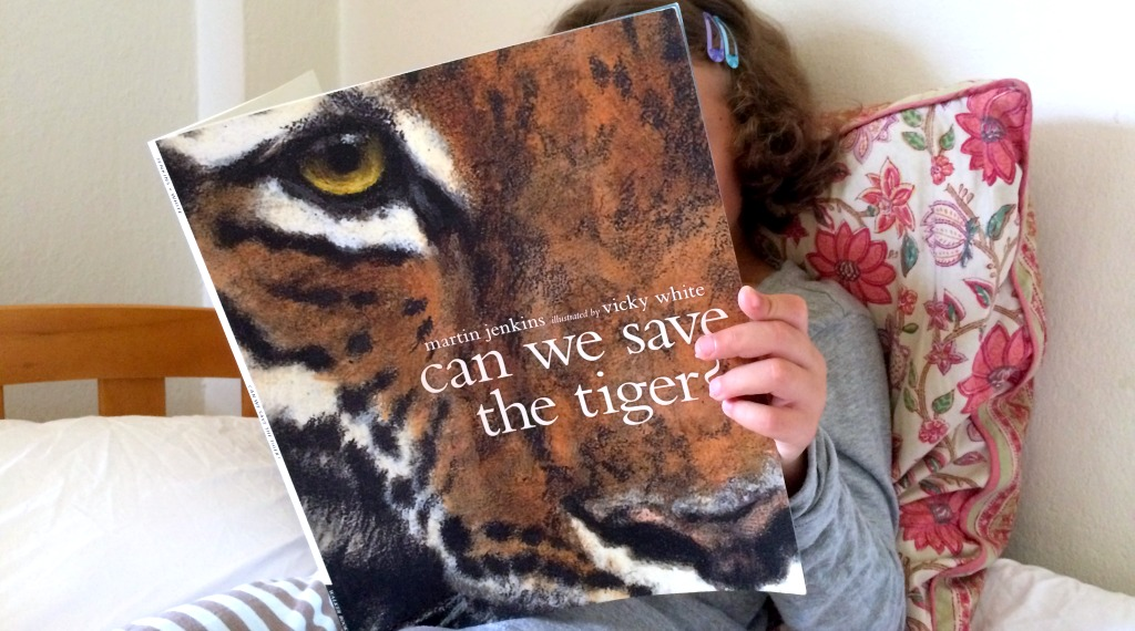 Can We Save The Tiger? By Martin Jenkins & Vicky White