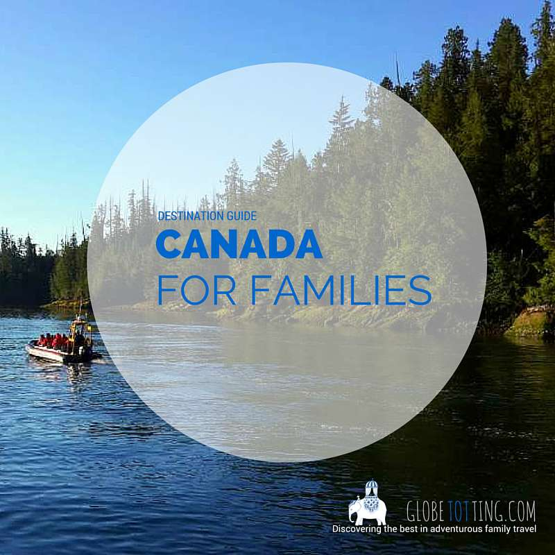 Canada for families
