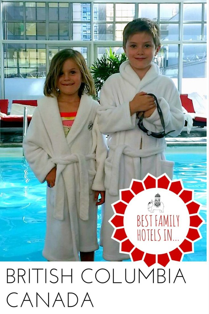 A round up of our favourite family-friendly hotels in Vancouver, Whistler and Vancouver Island in British Columbia, Canada