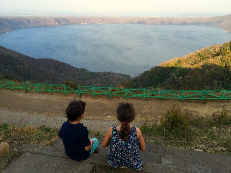 Nicaragua with Kids: Catalina