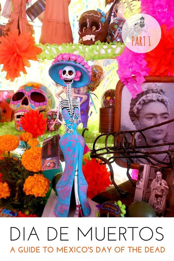 Dia de Muertos: A guide to Mexico's Day of the Dead