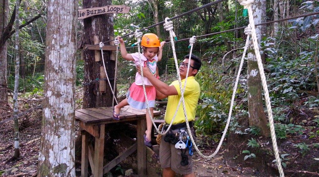 Chap Adventure Park, Bohol