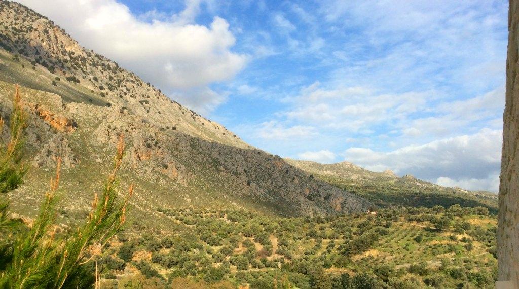 Crete scenic drive 2