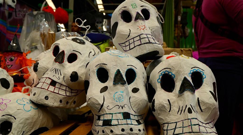 Where to experience Dia de Muertos in Mexico
