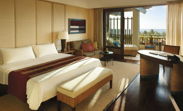 Deluxe Seaview Room