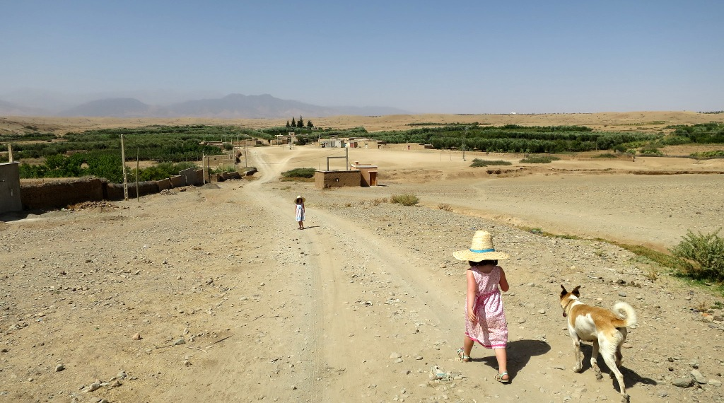 My Family Adventure: A Month in Morocco