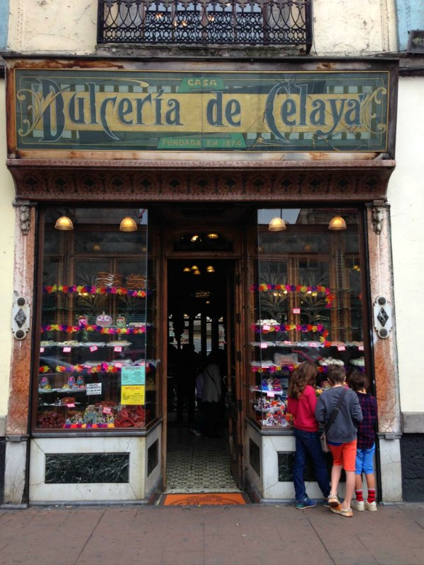 Mexico with Kids: A guide to the historic centre