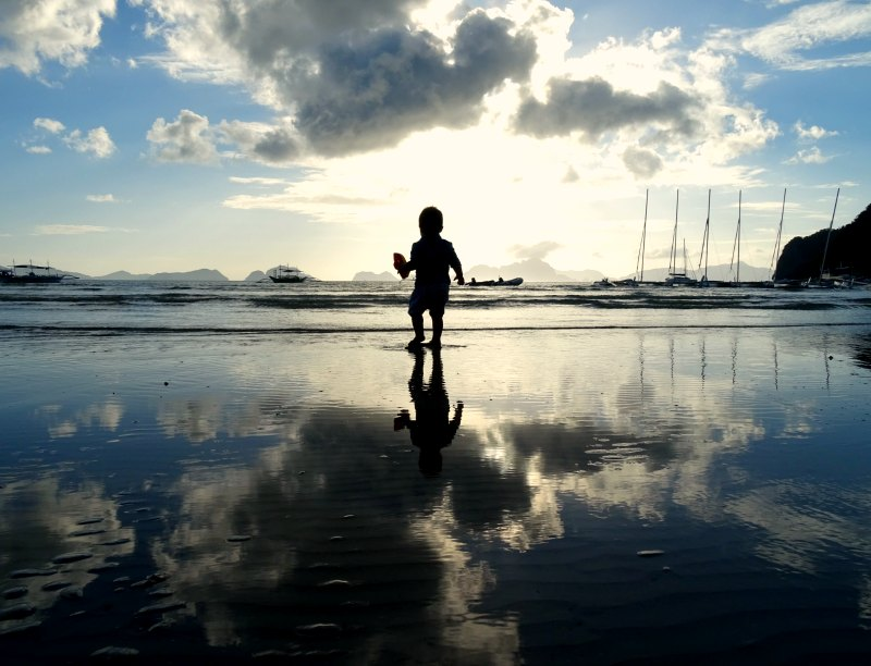 Discovering El Nido, Palawan with kids. The Philippines with Kids