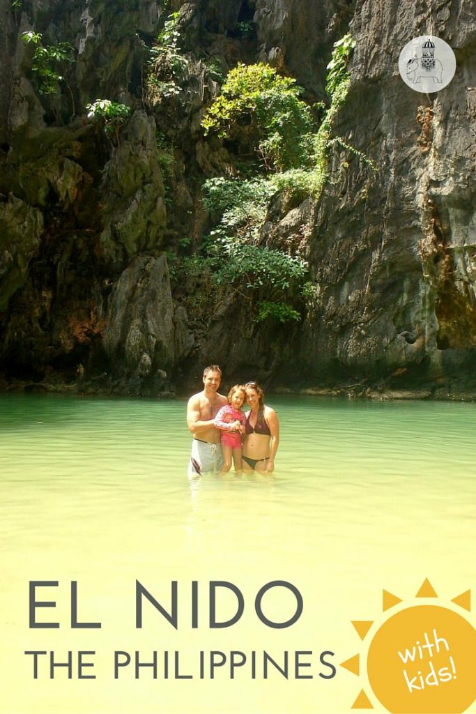 The Philippines with Kids: We tell you all you need to know about visiting El Nido, Palawan with the family. How to get there, where to stay, where to eat and what to do in this beautiful corner of The Philippines.