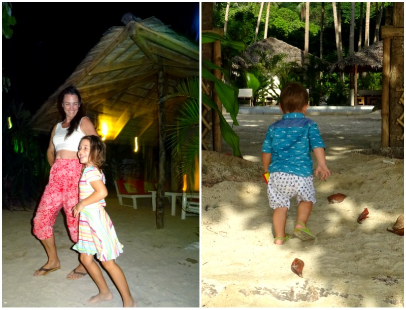 Where to stay in El Nido with kids