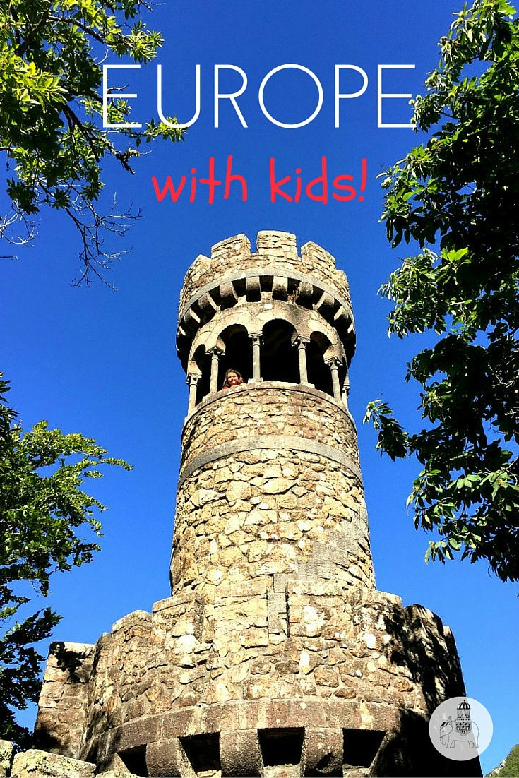 Europe with Kids: A guide to Europe for families
