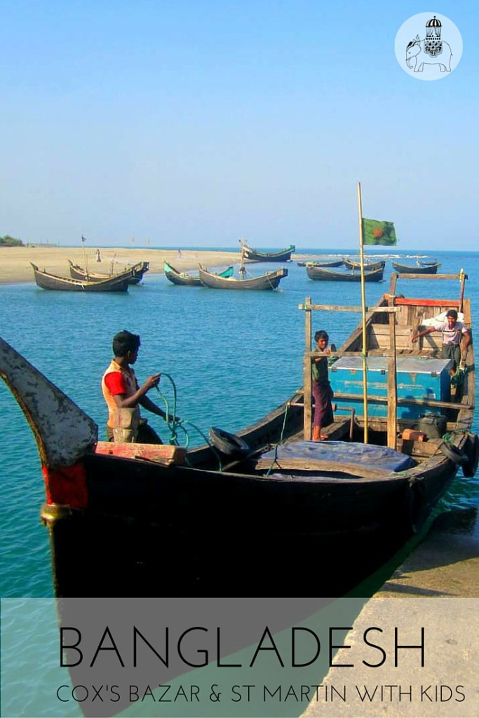 Family Adventure: Cox's Bazar & St Martin's Island, Bangladesh with kids via @globetotting