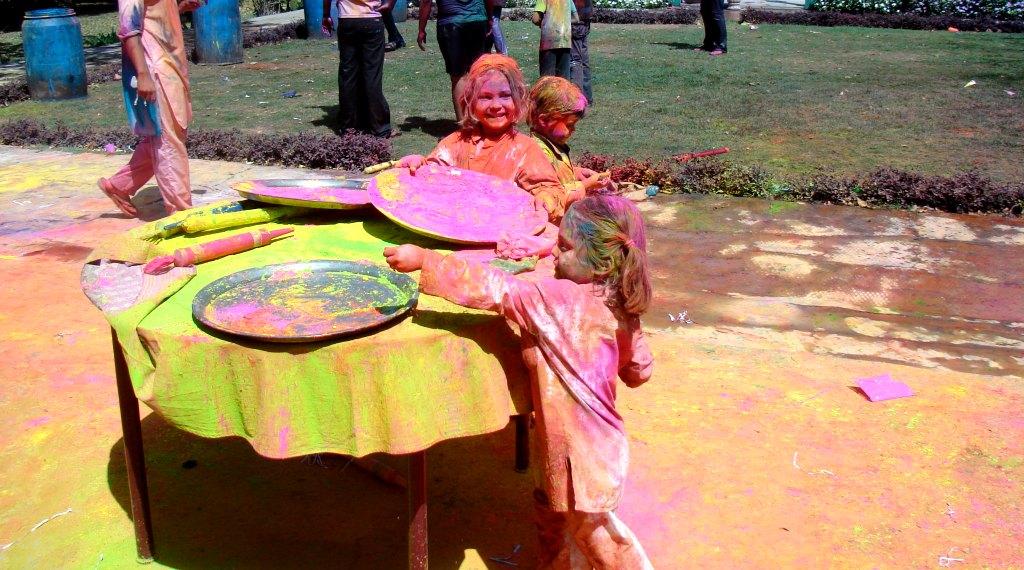 Festivals holi