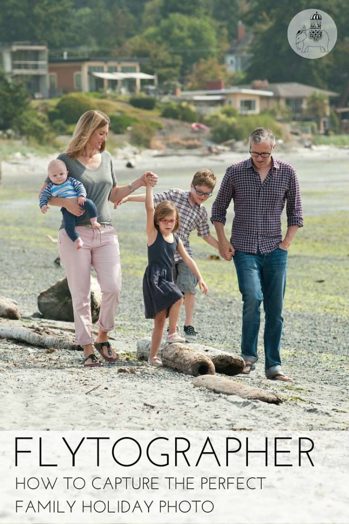 Flytographer: How to Capture the Perfect Family Holiday Photo