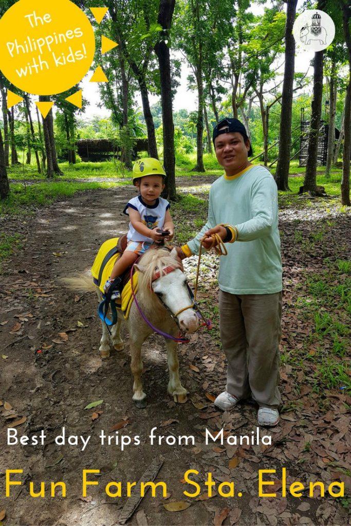 Best Family Day Trips from Manila: The Fun Farm Sta. Elena