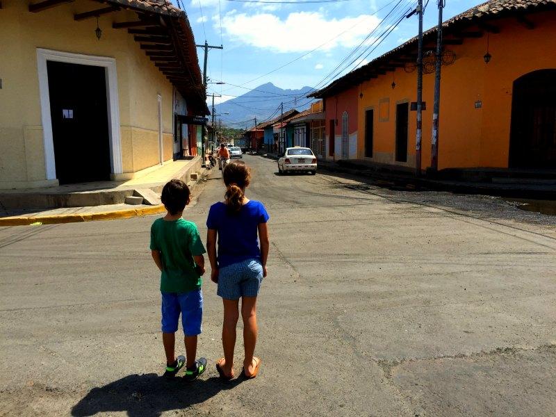 Granada with kids