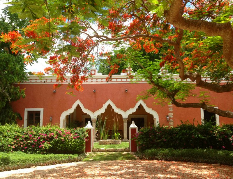 Hacienda Petac, Hacienda holiday rental Merida Yucatan Mexico