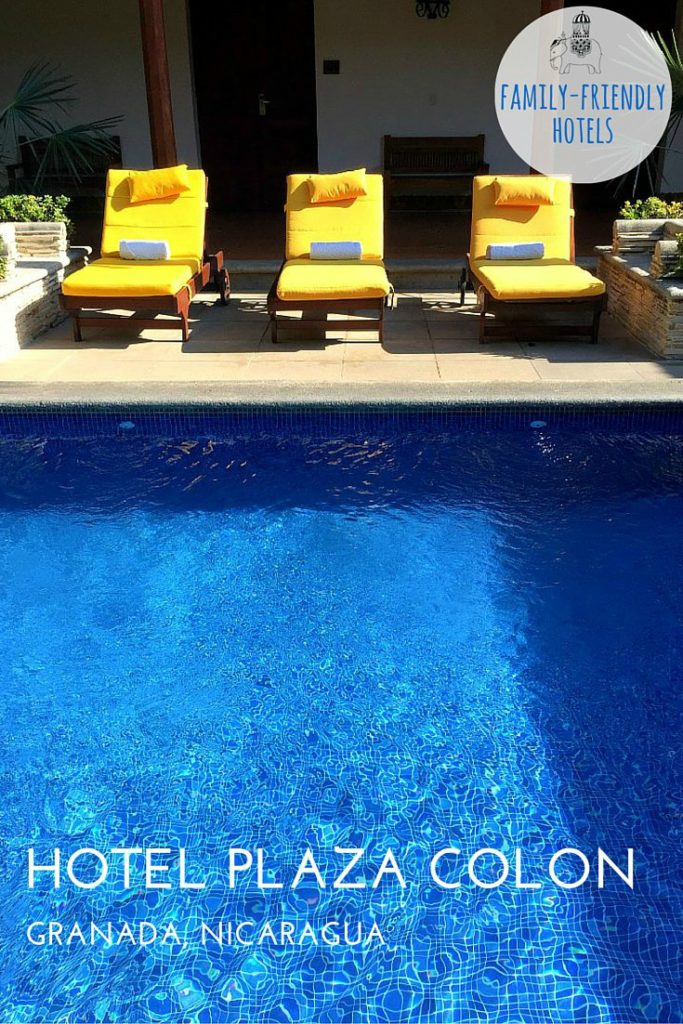 Family Hotel Review: Hotel Plaza Colon Granada, Nicaragua via @globetotting