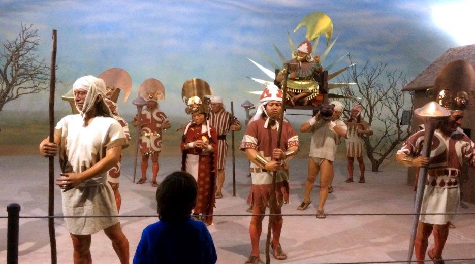 Museo Inkariy in the Sacred Valley, Peru