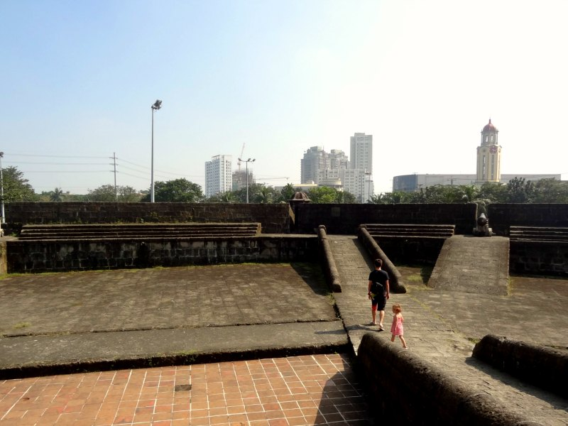 Manila with Kids