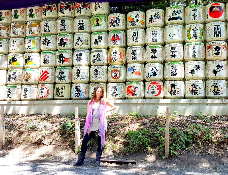 Japan Yoyogi Park