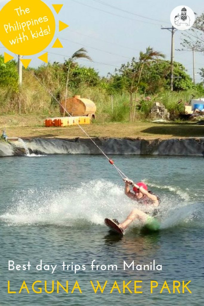 The Best Day Trips from Manila, The Philippines: Wake boarding at Laguna Wake Park