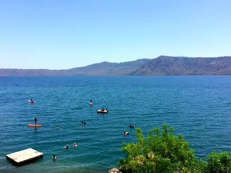 Granada with kids, Nicaragua: Lake Apoyo