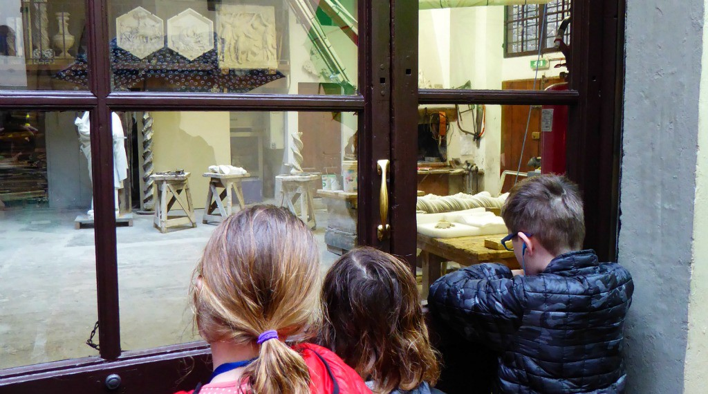 Family-Friendly Tour of Florence LivItaly Tours
