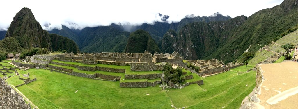 Machu Picchu, Peru with kids