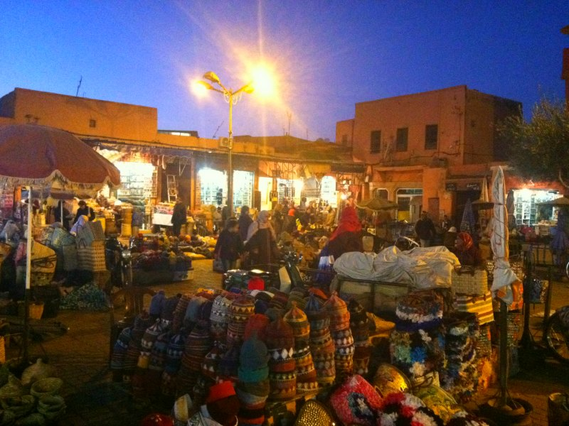 Marrakesh with Kids: A Family Guide
