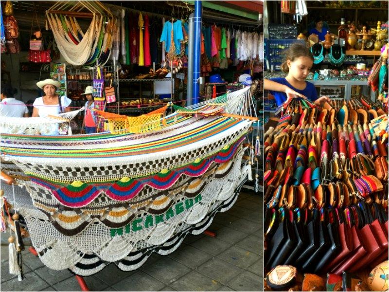 Nicaragua With Kids: Masaya Artisan Market